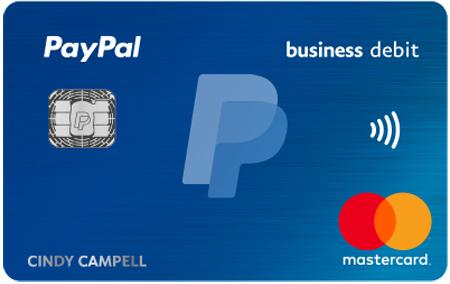 PayPal Cash Card Activation