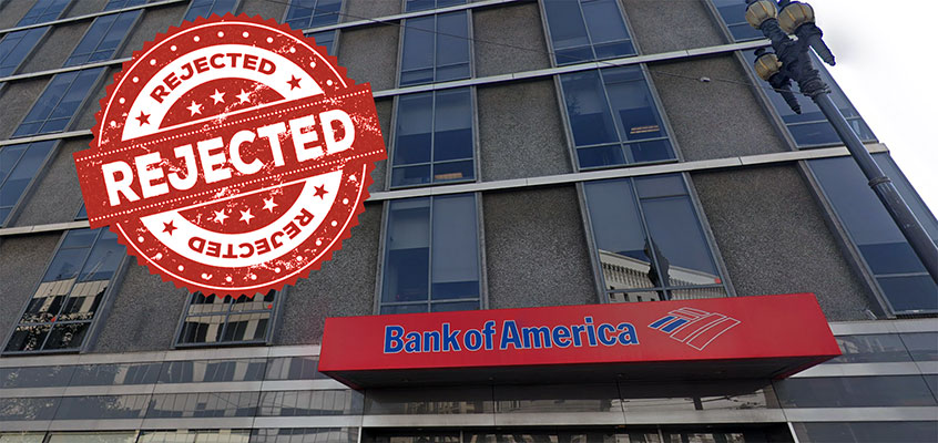How to close bank of america account