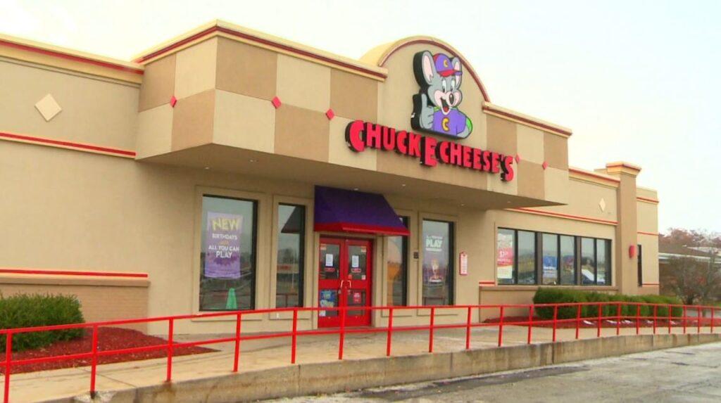 Chuck e Cheese Restaurant