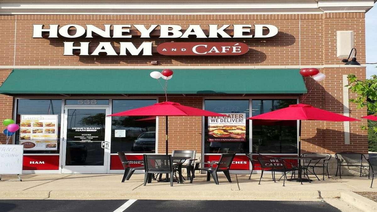 Myhoneybakedham restaurant