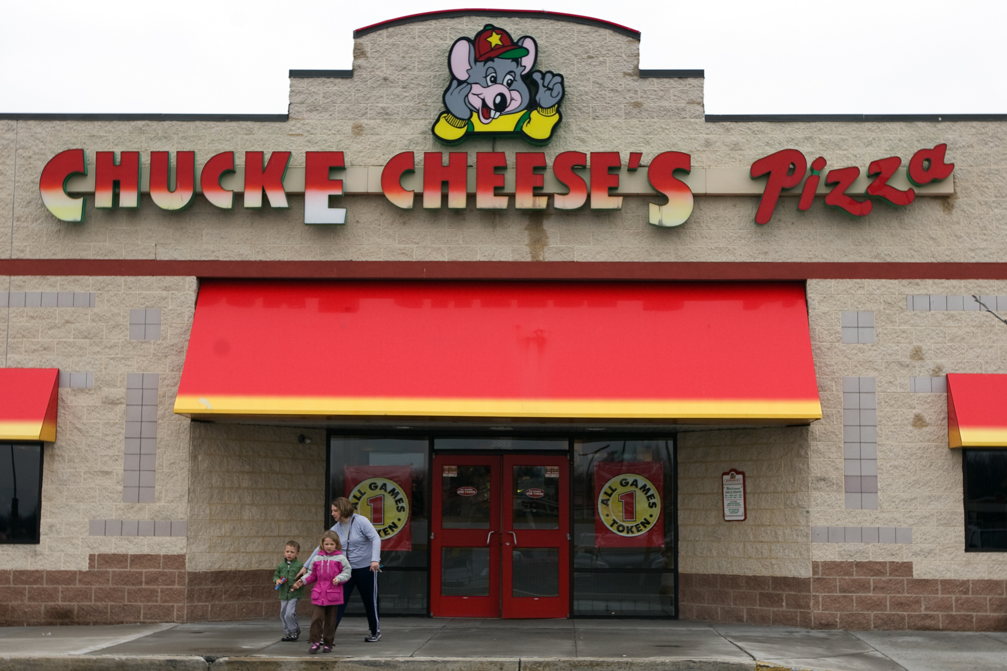 Chuck E. Cheese's Restaurant