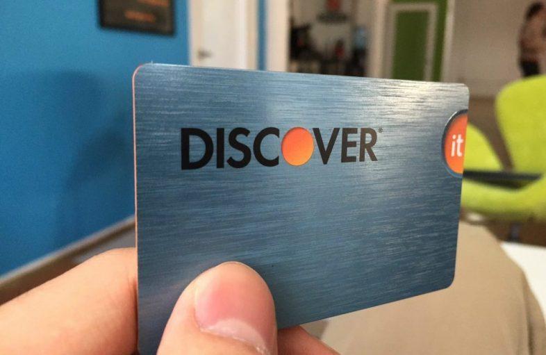Discover Card Login