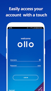 Ollo Card Login
