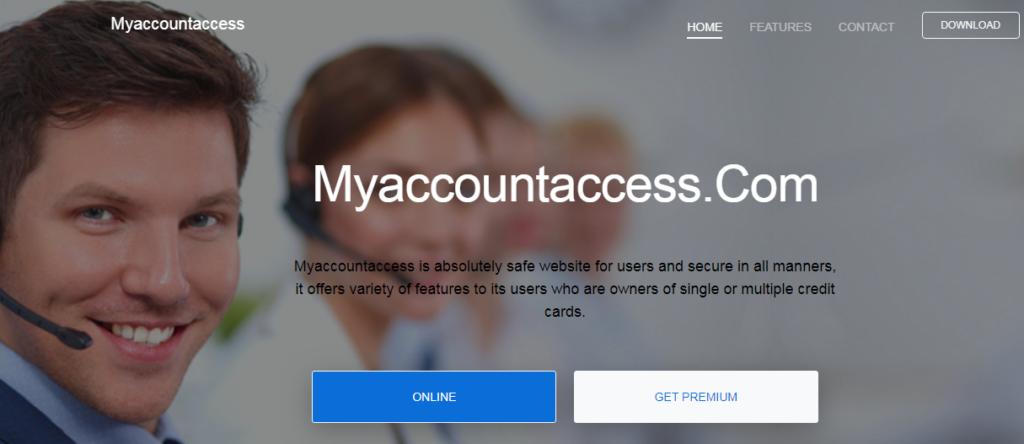 MyAccountAccess Login