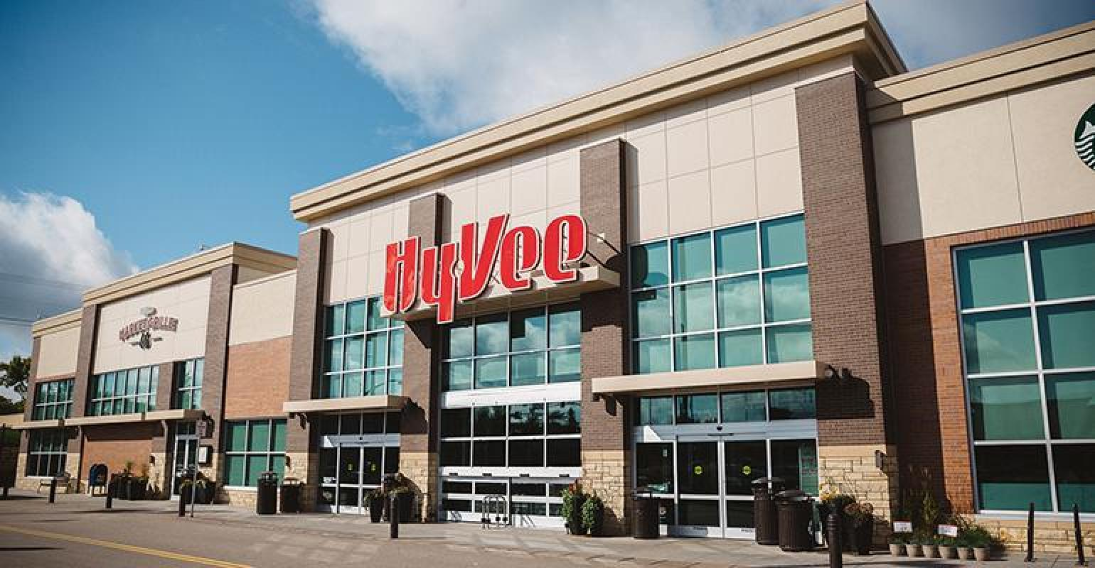 Hyvee supermarket login